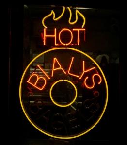 hot bialys coney island