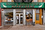 Russ & Daughters storefront