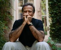 robin williams (sad)