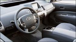 2006- Prius interior