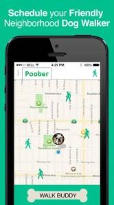 Poober phone app
