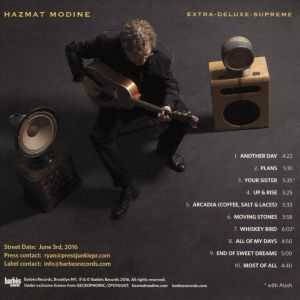 hazmat modine back cover