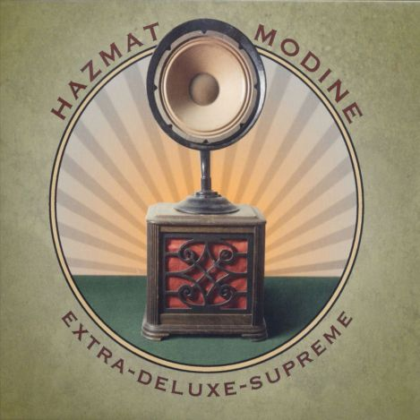 hazmat modine front cover