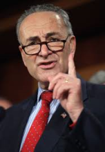 This is the Charles Schumer we need