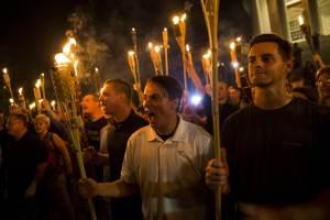 neo nazis in charlottesville