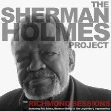 SHerman Holmes Project Album cover